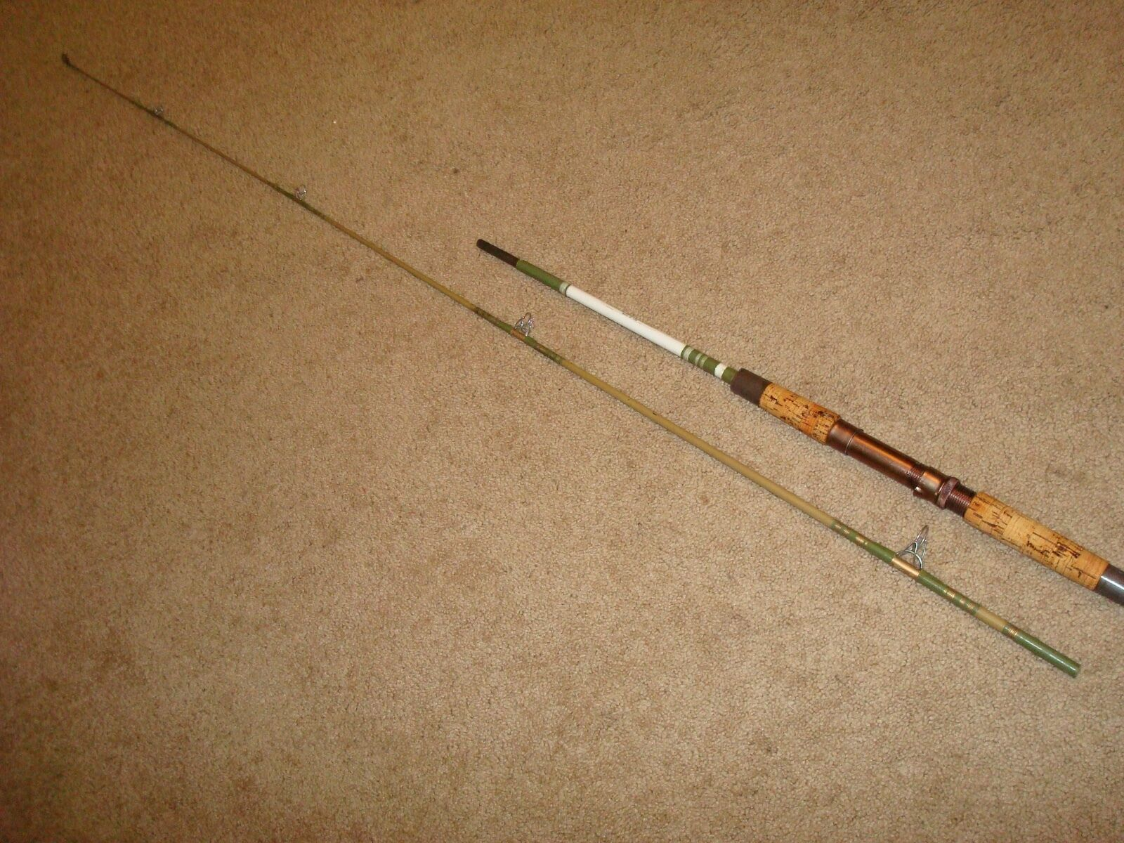 Vintage Grand Champion 2708 Light Spinning 6-1 2' Rod  by Grand Auto Stores  enjoy saving 30-50% off