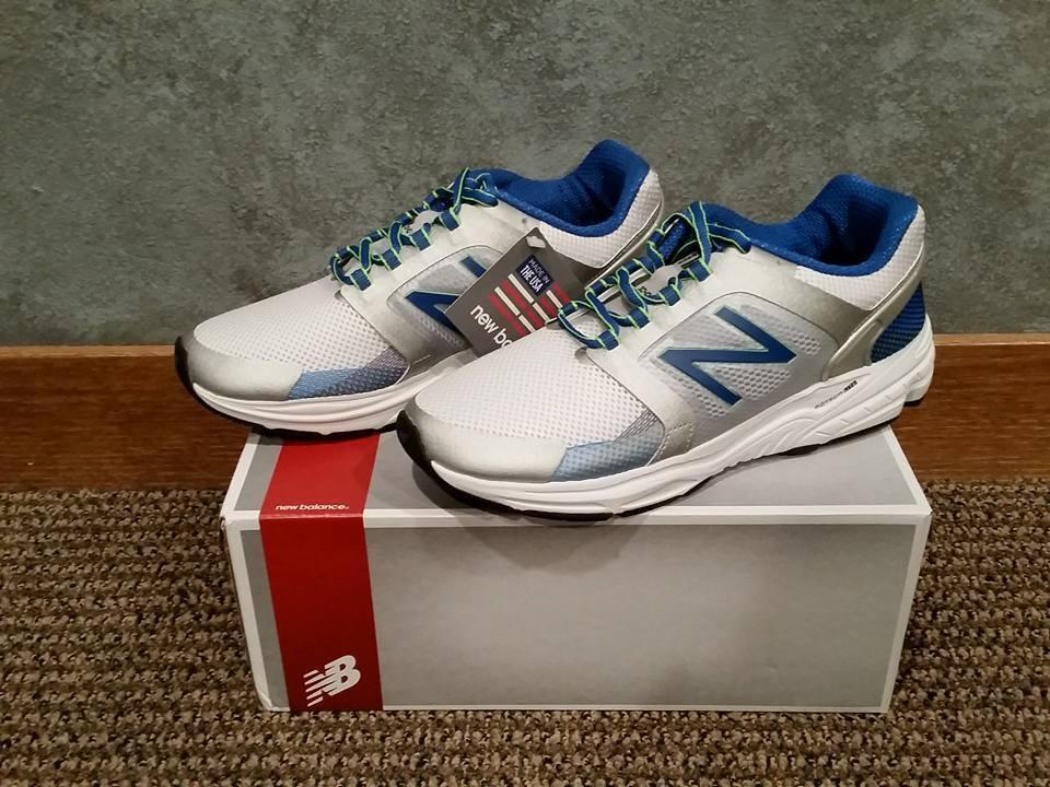 NIB New Balance M3040SB1 Diabetic Friendly Mesh Athletic Shoe Size 11