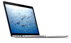 "MACBOOK PRO RETINA 15.4"" I7 3.2 GHZ 16 GB 256 GB SSD|Hybrid Graphics|Refurbished"