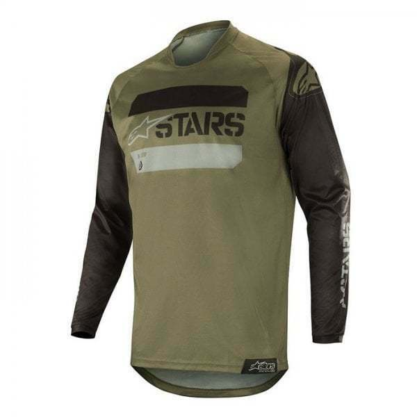 Alpinestars Adults 2019 Racer Tactical Motocross MX Moto-X Bike Top Jersey
