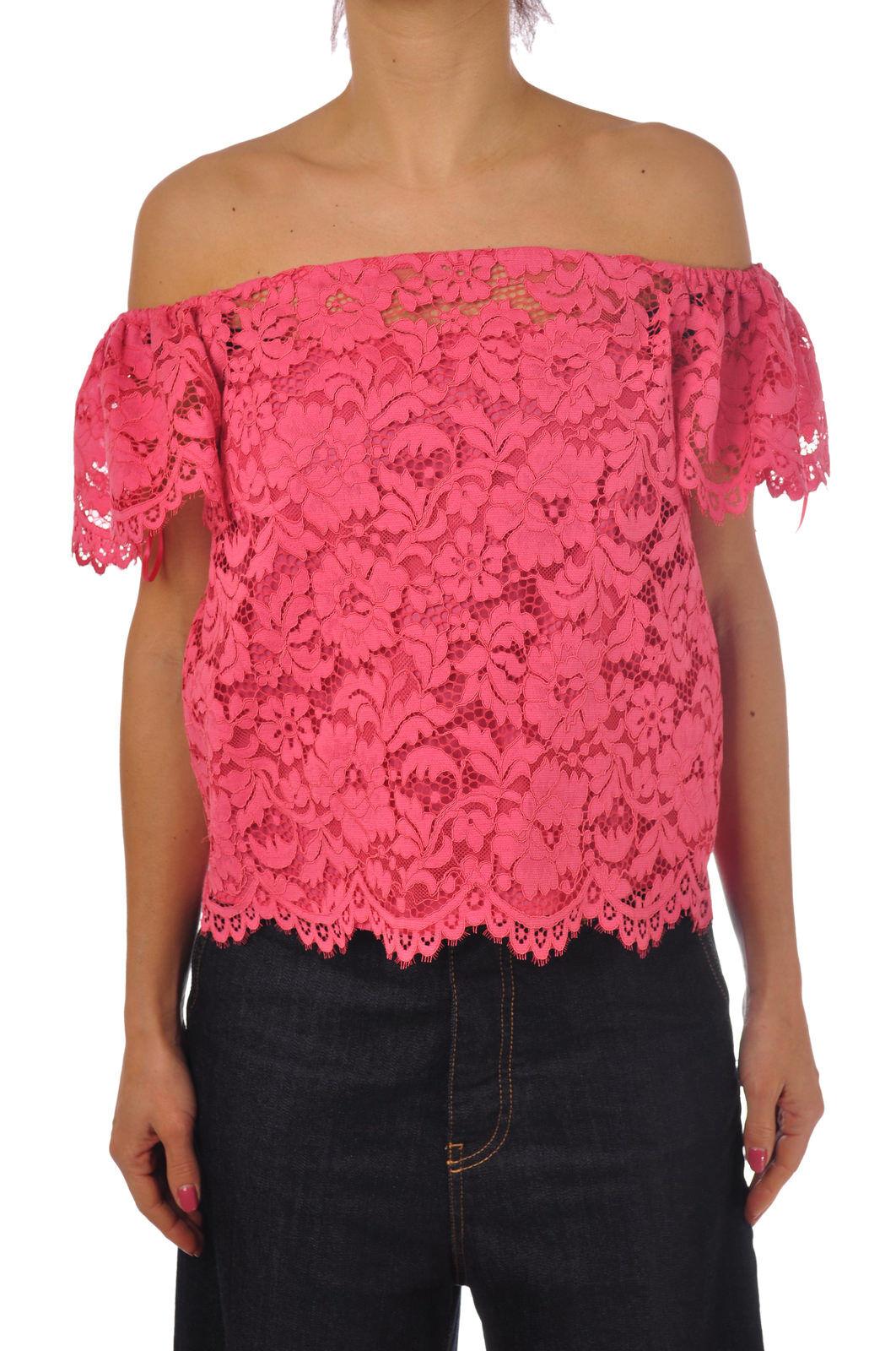 Twin Set - Shirts-Blouses - Woman - Pink - 5108126F184611