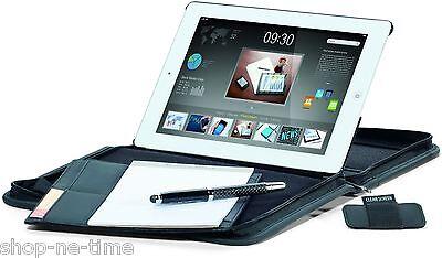 Travis & Wells iPad/Tablet Stand E-Padfolio Writing Pad w/ Gift Box - New