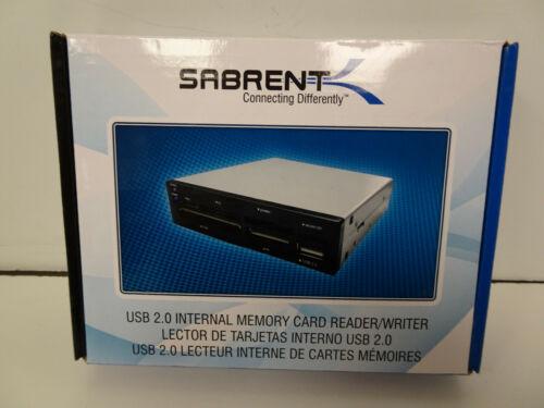 Sabrent 75-in-1 Multi Flash Media Card Reader//writer