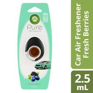 Air Wick Pure Fresh Berries Car Air Freshener 1 pack