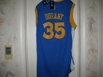 Kevin Durant Golden State Warriors Jersey Brand New With Tags Free Shipping Ebay