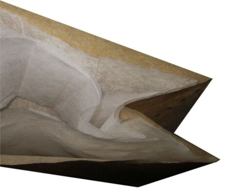 645 5 sacs pour aspirateur Kress NTX 1200 EA-papier spécial