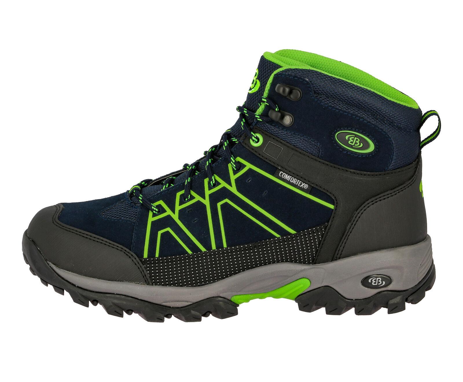 Brütting Outdoor Trekking Mount Cornwell marine schwarz grün 221188