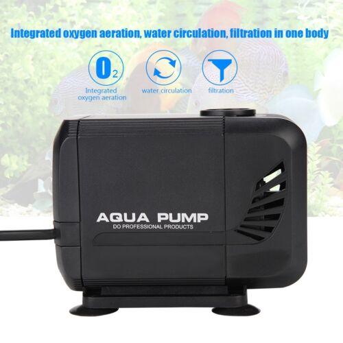 ECO Aquariumpumpe Tauchpumpe Förderpumpe Wasserpumpe Teichpumpe 2500l//h 2,5 m HL