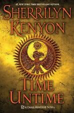 Dark-Hunter Novels: Time Untime 16 by Sherrilyn Kenyon (2012 Hardcover)  1ST NEW