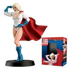 Dc Superhero Best of Figurine Magazine #16 Powergirl Eaglemoss