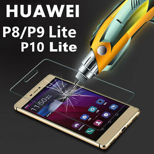 vitre-film-protection-ecran-verre-trempe-HUAWEI-P10-Lite-P8-P9-P20-Honor-10-Mate