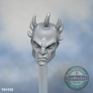 MH498-Custom-Cast-head-use-w-3-75-034-Marvel-Uni-GI-Joe-Star-Wars-Fallout-figures