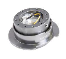 Nrg Universal Gen 25 Steering Wheel Quick Release Kit Gunmetal Srk 250gm