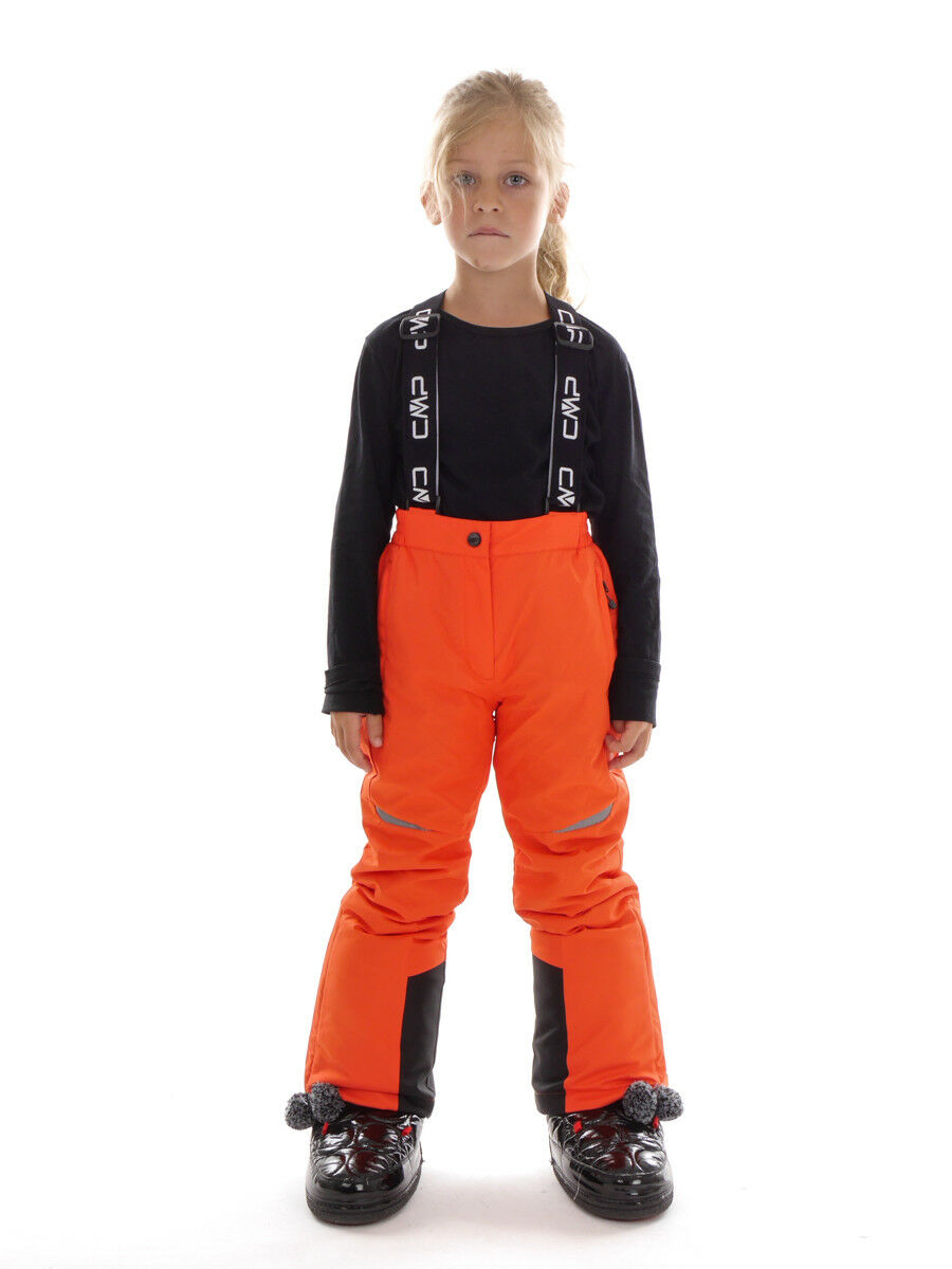 CMP Pantalones Esquí Invierno de Snowboard Naranja Climaprojoect Wp 5000mm