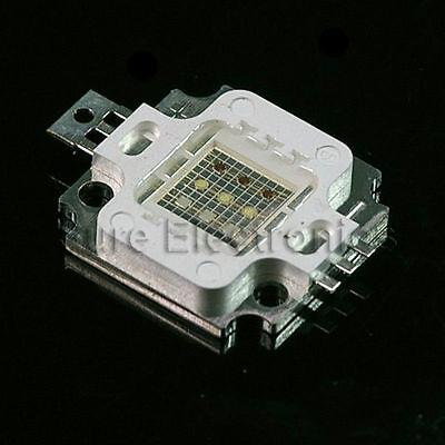 10pcs 10W RGB High Power LED light SMD chip bead Panel 10 Watt Integrated bulb