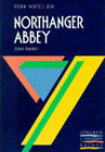 Jane Austen,  Northanger Abbey : Notes by Ian Milligan (Paperback, 1980)