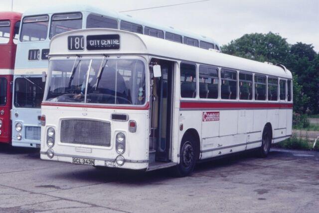 Cambus GCL343N Bus Photo
