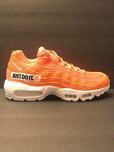 Nike Air Max 95 SE Just Do It JDI Total OrangeWhite