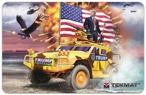 "TekMat Donald Trump 11""x17"" Gun Cleaning Mat, Freedom Portrait - TEK-R17-TRUMP"