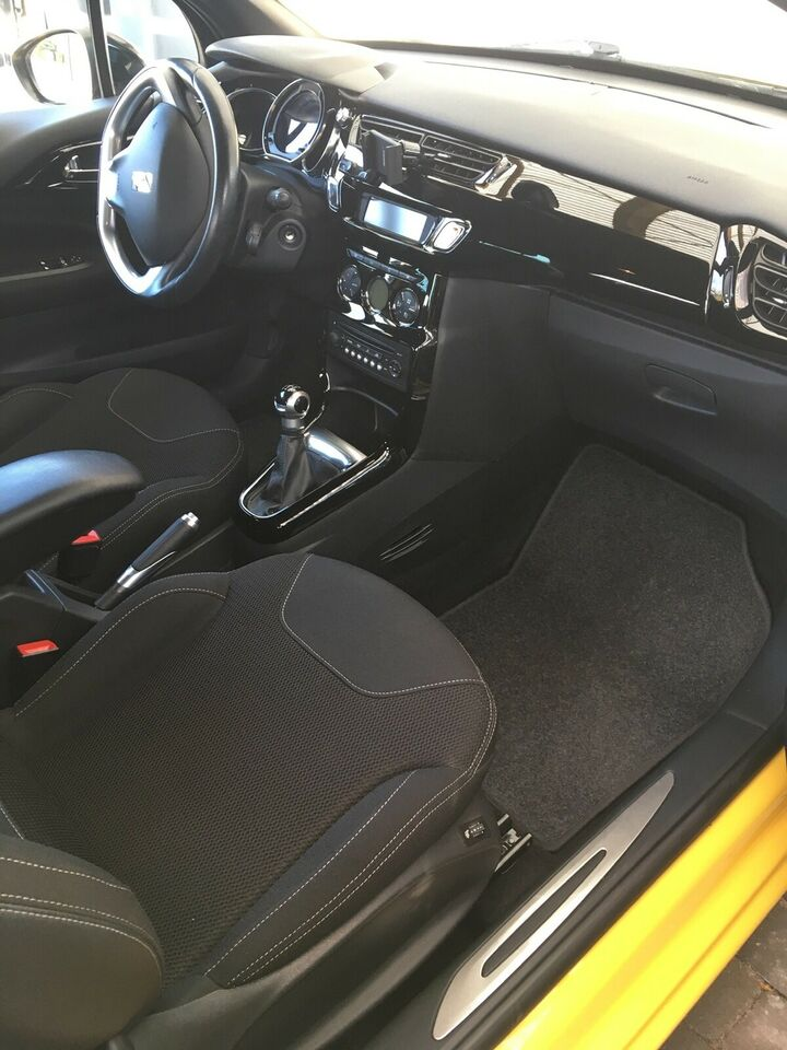Citroën DS3, 1,6 e-HDi 90 Style, Diesel