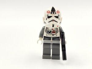 White Advanced Driver P2 Helmet Lego Star Wars