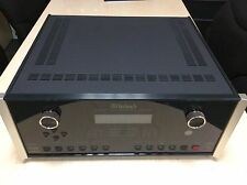 McIntosh MX121 7 Channel Pre-Amp/Processor Amplifier  Original Box and Packaging