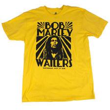 Bob Marley Buffalo Soldier Poster Rock Classic Reggae Music Mens Shirt ZRBM0014