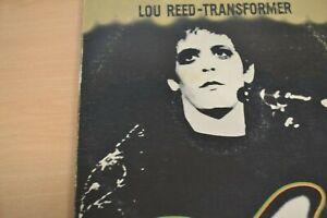 LOU REED   TRANSFORMER     LP  RCA RECORDS   LSP 4807    1972   ORIGINAL