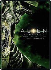 Alien: Horror Sci-Fi Movie Series Quadrilogy Collection 1 2 3 4 Box/DVD Set NEW!