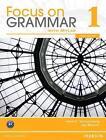 Focus on Grammar 1 with MyEnglishLab von Jay Maurer und Irene E. Schoenberg (2012, Taschenbuch)
