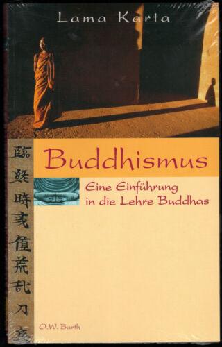 1 von 1 - Buddhismus -  Eine Einführung in die Lehre Buddhas – Autor: Lama Karta
