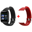 Smart-montre-Bracelet-Bracelet-Fitness-Rythme-Cardiaque-BP-Monitor-for-iPhone-Android miniature 18