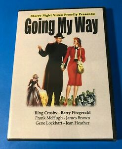 Going-My-Way-Starry-Night-Video-RARE-Cover-Brand-New-Sealed-Bing-Crosby