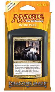 SEALED NEW MAGIC ABUGames ENGLISH Dragon/'s Maze Intro Pack Azorius Authority