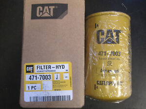 Details about Caterpillar Transmission Oil Filter Part No: 471-7003 4717003  119-4740 1194740