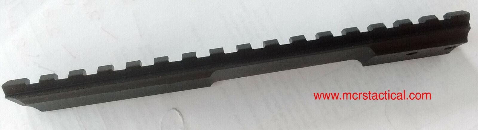 Carril Picatinny-Winchester 70 SA (Negro) 0 10 20 30 40 50 60 70 Moa mil