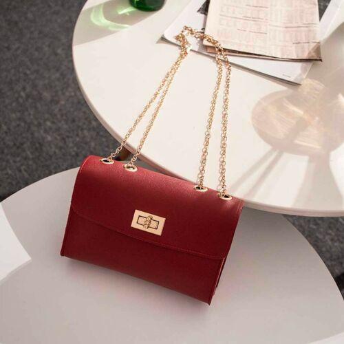 Fashion Lady Shoulders Small Backpack Letter Purse Mobile Phone Messenger Bag