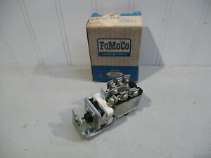 NOS 1950-1954 FORD CAR & 51-54 TRUCK HEADLIGHT SWITCH, NEW ...