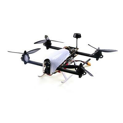HMF SL300 300mm Tilt Rotor FPV Racing Quadcopter Frame Kit for CC3D Naze32 FC