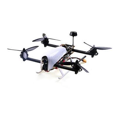 HMF SL300 300mm Tilt Rotor FPV Racing Quadcopter Frame Kit for CC3D Naze32 FC