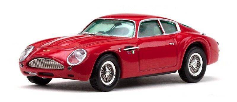 1 43 Scale model Aston Martin Martin Martin DB4GT Zagato, Red 8e7bb0