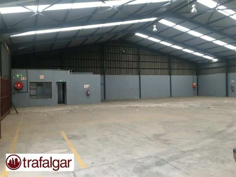 Spacious Warehouse or Workshop Space to rent
