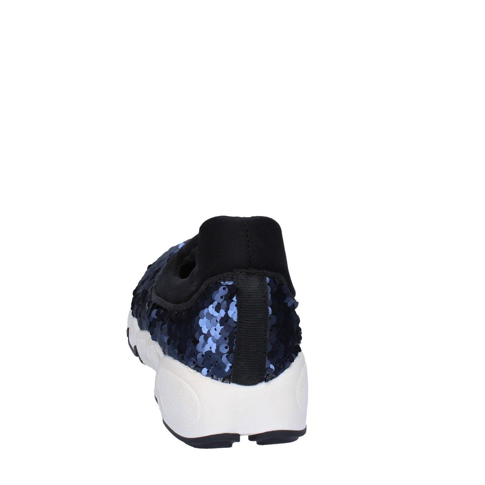 Damens's schuhe OLGA moccasins RUBINI 2 (EU 35) moccasins OLGA slip on Blau paillettes BX787-35 faf13d