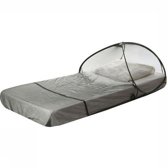Care Plus Pop-Up Dome Impregnated Mosquito Net Durable Impregnation 1 Person