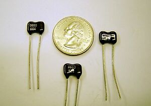 6pf-500V-Silver-Mica-Capacitor-Radial-Lead-LOT-OF-100