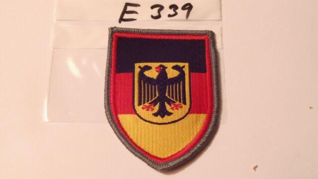 Bundeswehr Verbandsabzeichen Streitkräfteamt usw gewebt (e339)