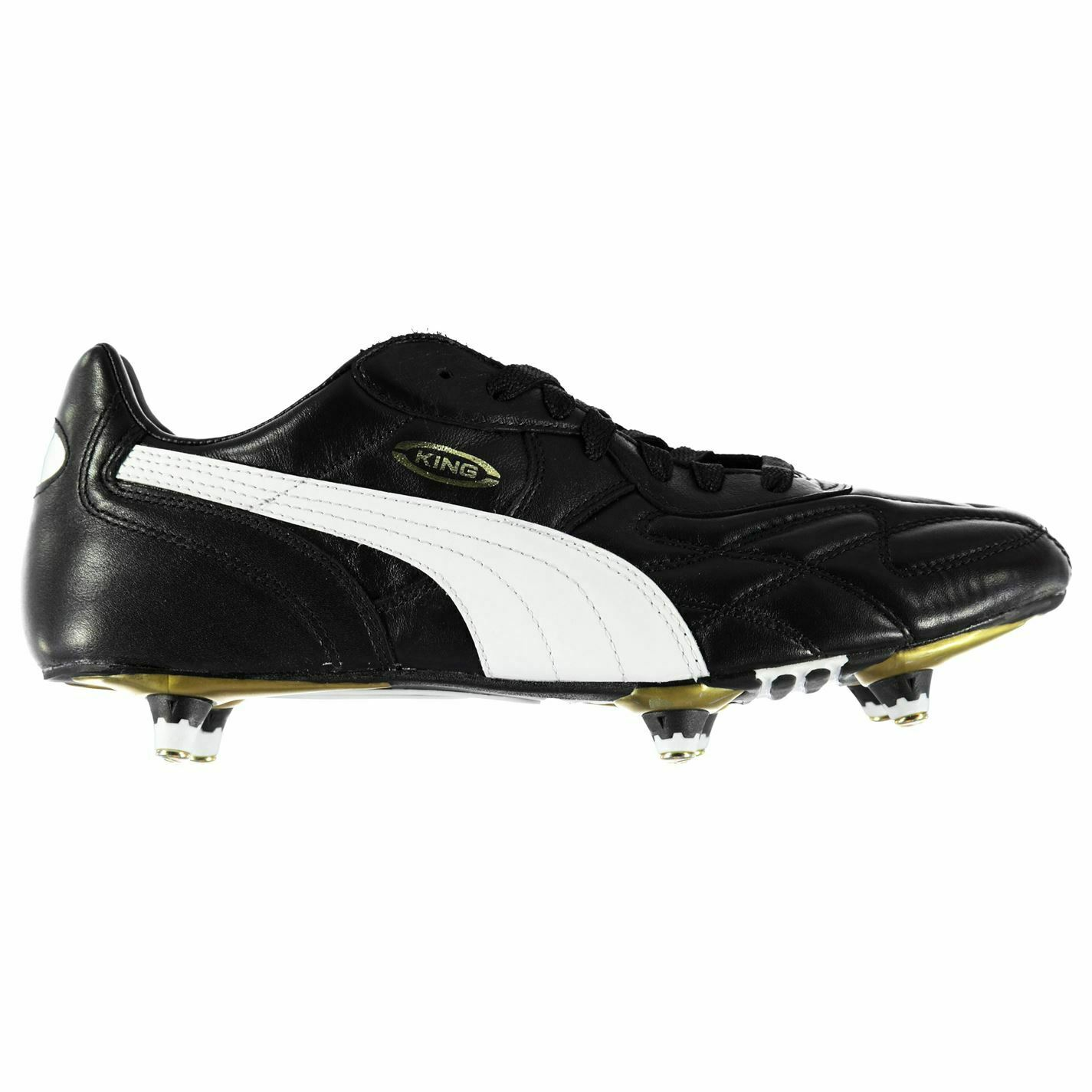 Puma King Pro SG Football Boots Mens Gents Soft Ground Laces Fastened Studs