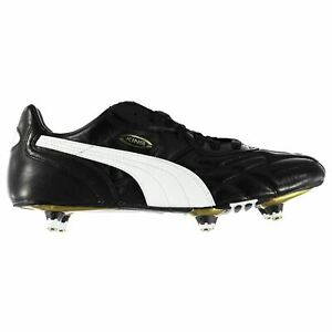 Puma King Pro SG Football Boots Mens Gents Soft Ground Laces ...