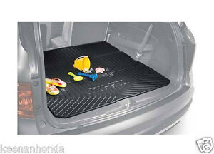 Image Is Loading Genuine OEM Honda Pilot Folding Cargo Tray 2016