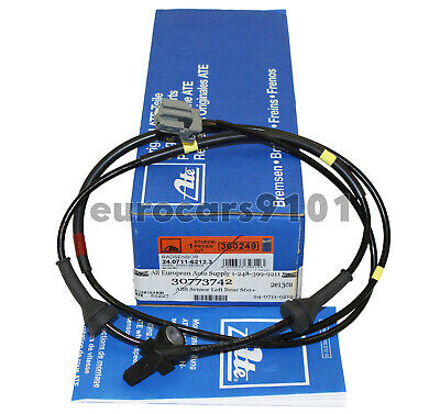 Volvo S60 ATE Rear ABS Wheel Speed Sensor 24.0711-6369.3 31423573 New